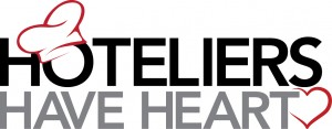 Hoteliers Have Heart Logo